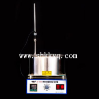 Laboratory hot plate magnetic stirrer