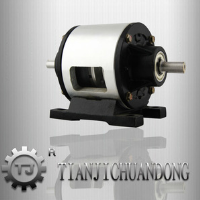 Power transmission parts internal type electric clutch brake coupling