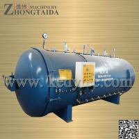 Rubber Roller Curing Pressure Vessel