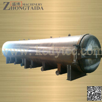 Electric Heat Water Pressure Vessel