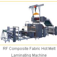 RF Composite Fabric Hot Melt Laminating Machine