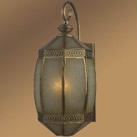 02-E27-60W Europe style wall lamp
