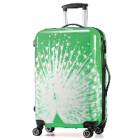 Mendoza abs spinner luggage High quality 20 inch suitcase