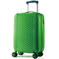 PP eminent travel luggage wholesale hard shell luggage
