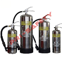Stainless-Steel Foam Fire Extinguisher