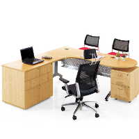 ML D81A Office Desk