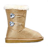 HC-509 glitter snow boots