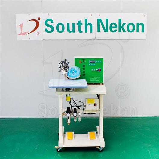 NK-D2007A Single-head Ultrasonic Hot-fix Machine