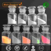 Night glow powder,pigment phosphor powder,blue phosphor powder