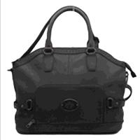 Winter style dark purple cool style women handbags