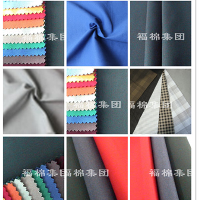 100% cotton fabric with high quality