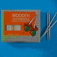 High Quality Bamboo Toothpick 1000pcs/Box