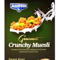 Gourmet Crunchy Muesli with Sweet Kiwi, 350 gr.
