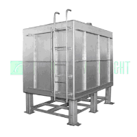 stainless steel cold storage drinking water tanks