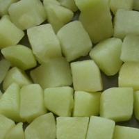 Frozen Apple Dices