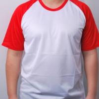 Men's T-Shirt New Summer tide men's T-shirts, advertising shirts Raglan T-shirt class service