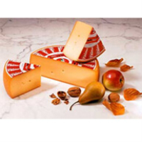 Raw milk Tilsiter Switzerland