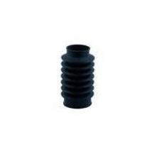 The rubber corrugated tube