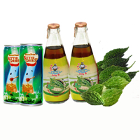 Honey Bitter Gourd Beverage