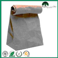 Luxury kraft paper bag OEM production paper shopping bag