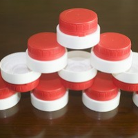 Edible oil bottle cap