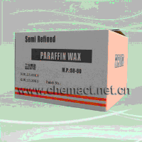 Semi Refined Paraffin Wax 58-60#