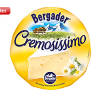 Bergader Cremosissimo for the deli counter