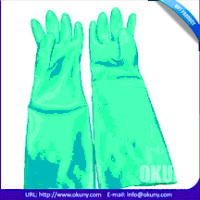 Latest Disposable Medical Nitrile Gloves for 2014