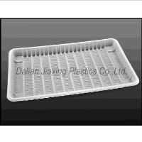 plastic tray for food