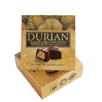 Durian Praline Dark Chocolate with Crunchy Cereals