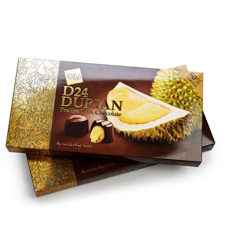 Durian Praline Dark Chocolate