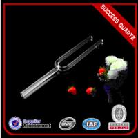 High quality quartz tuning fork for healing