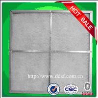 HVAC synthetic fiber panel pre air filter