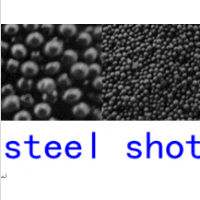 Steel shot with high quality