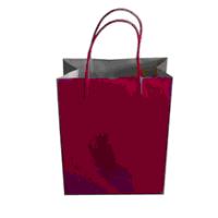 handling wax coated paper bag