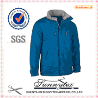 SUNNYTEX Mens Winter Chinese Padded Jacket