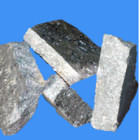 Natural block ferrosilicon alloy
