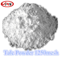 haichen high white fine talc powder 1250mesh for industry