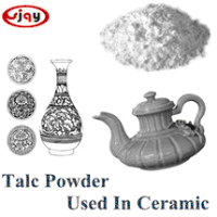 Talcum Powder for Ceramics