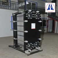 replace sondex plate type high pressure titanium heat exchanger