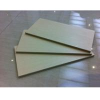 Wood-plastic composite decorative boards