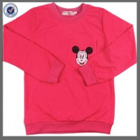 2014 china fashion Kids girls clothing sets children's suit shirt+pants 2pcs autumn models girls sweater suit new Mickey sports