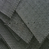 316 stainless steel crimped wire mesh