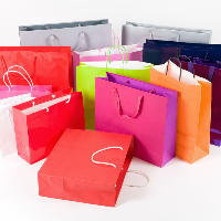 Promotional Shopping Paper  Bag