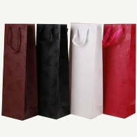 Mini Wine Bottle Bags