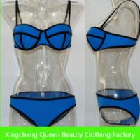 014 Women's Fashion Swimwear Bikinis Push Up Swimsuit Set Bikini Set S-XL3150
