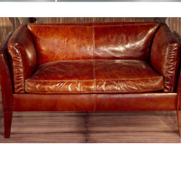 Wholesale French Style Retro Vintage Aviator Sofa