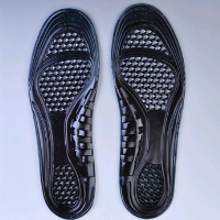 China Shoe Material Full length soft gel silicone premium Insole