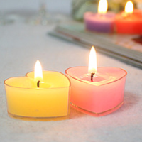 mini plastic tea light cup