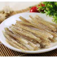 dried bluewhiting sliced